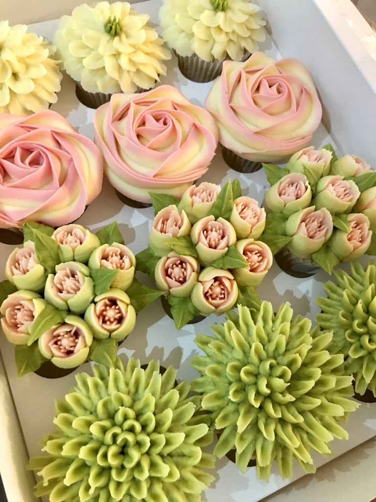 Kerry's Bouqcakes | Beautiful Handmade Cupcakes