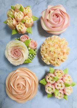 Kerry's Bouqcakes | Beginners Buttercream Flowers Course