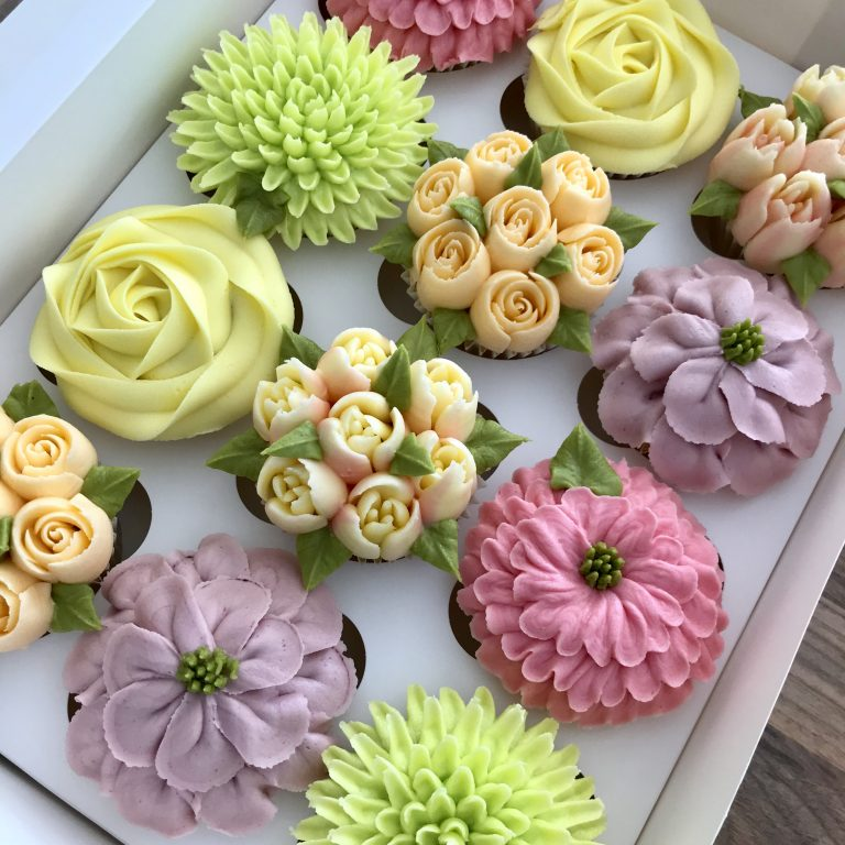 Kerry's Bouqcakes | Beautiful Handmade Cupcakes
