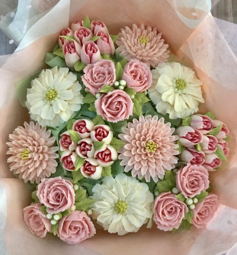 Kerry's Bouqcakes | Beautiful handmade cupcake bouquets
