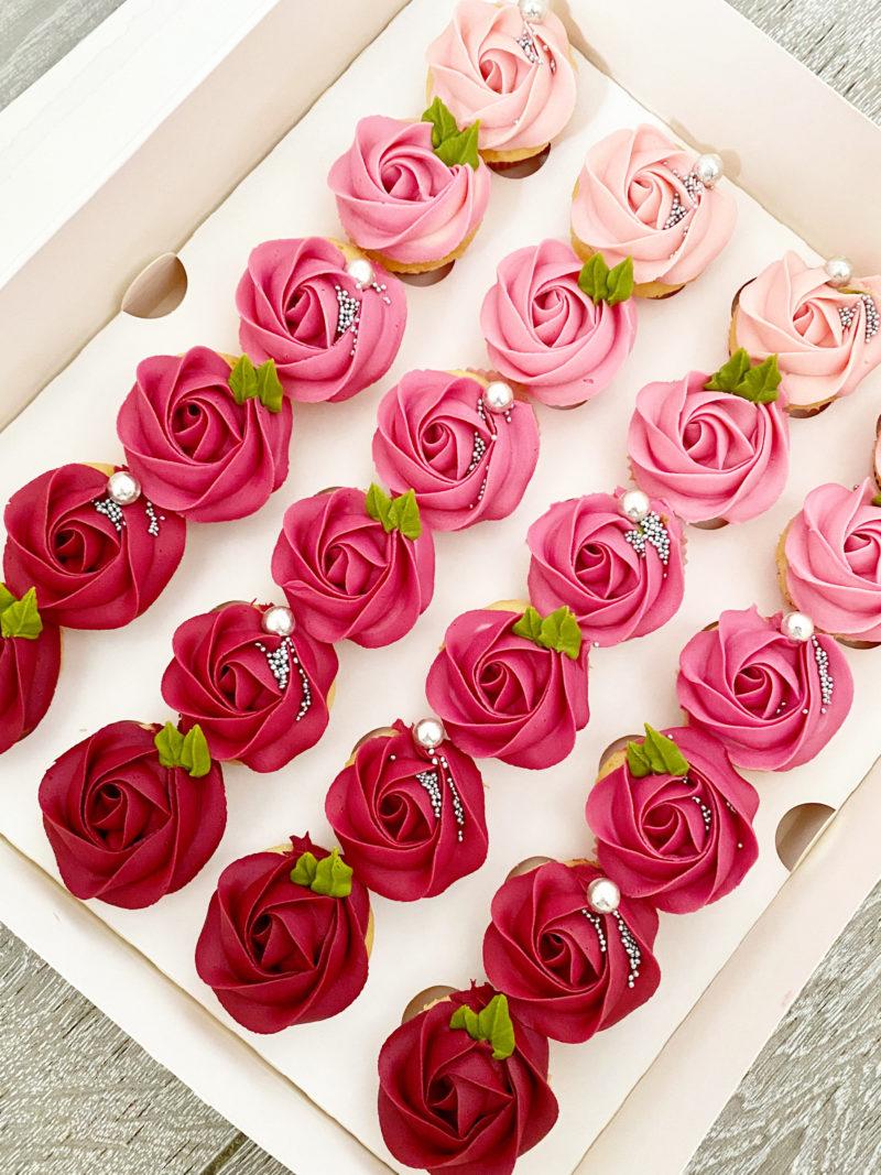 Mini Ombre Roses